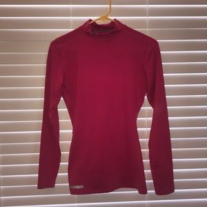 thermal high neck under armour